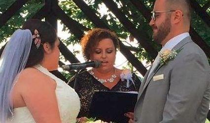 Erie wedding ceremonies by Karolina