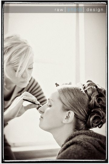 Like Flutter for Lashes Makeup by Lindsey Gallagher