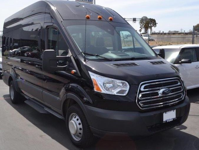 Ford Transit Shuttle, seats 14