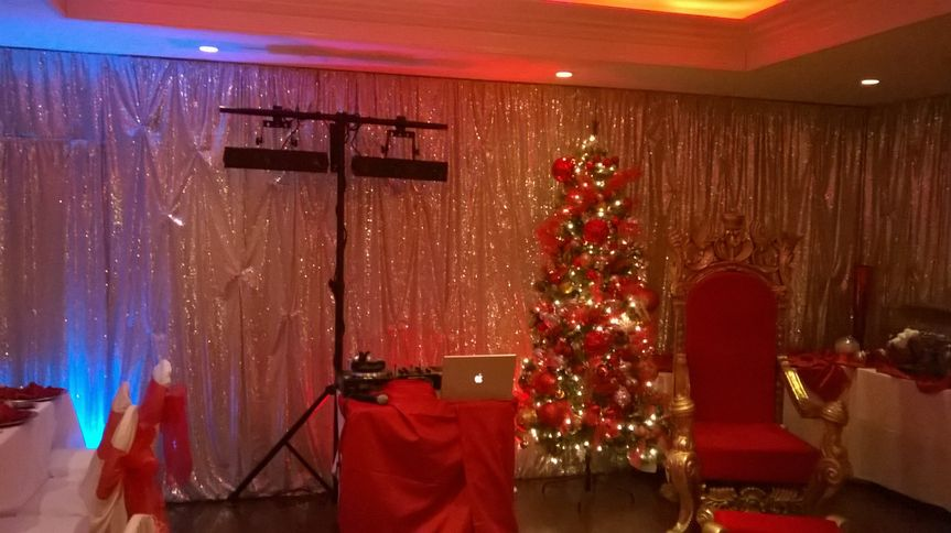 Corporate Christmas Event