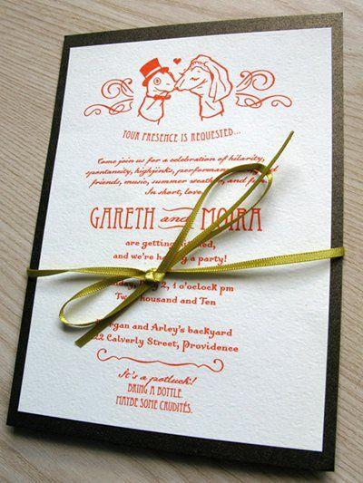 Tmx 1291839929798 Moirainvite2600 Pawtucket wedding invitation