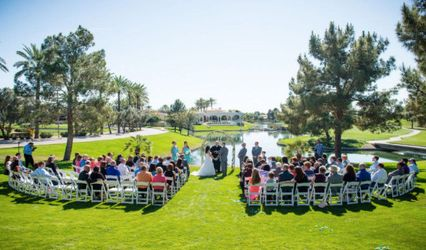 Ocotillo Golf Resort by Wedgewood Weddings 3