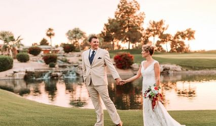 Ocotillo Golf Resort by Wedgewood Weddings 1