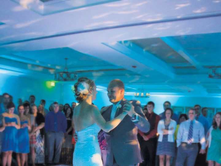 Tmx 1453315239670 Lit Dancefloor Rgb Lake Geneva, WI wedding venue