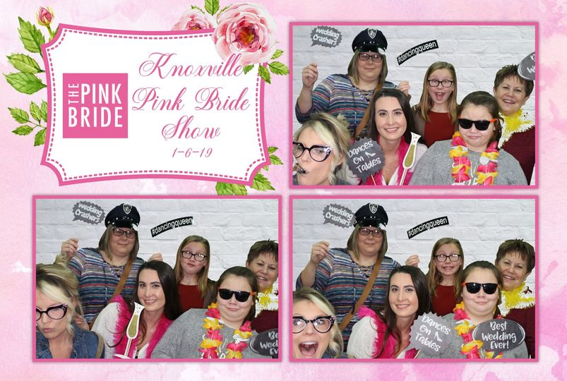 Pink Bride Show Knoxville