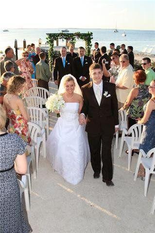 Key Largo venue wedding