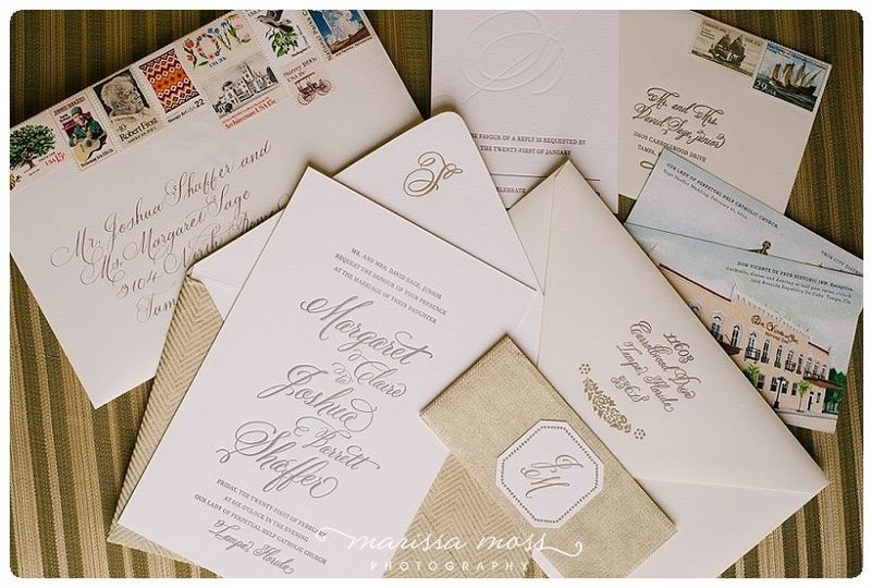 photographer | marissa moss second photographer | esther louise stationary | sage sisters press