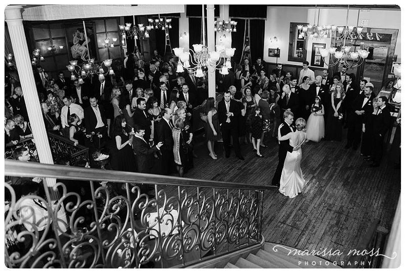 photographer | marissa moss wedding day coordination | ashley packett ceremony | our lady of...