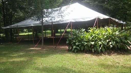 Gorgeous 30 x 50 tent