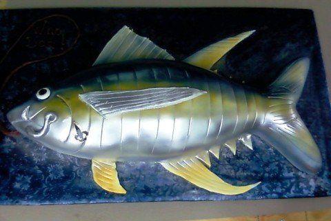 fishwithfleurdelistattoo