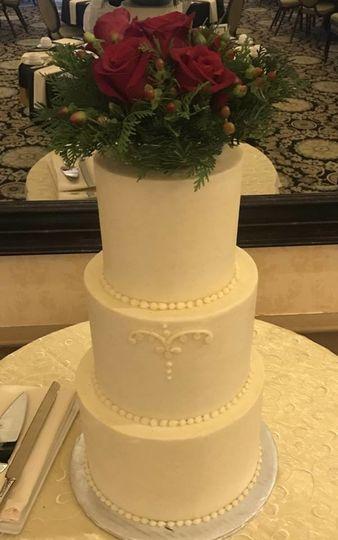 Sugar and Spice Custom Cakery - Wedding Cake - Osseo, MN - WeddingWire