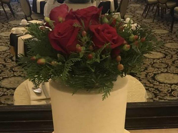 Tmx 1494959659596 3 Tier Wedding Cake Osseo, MN wedding cake