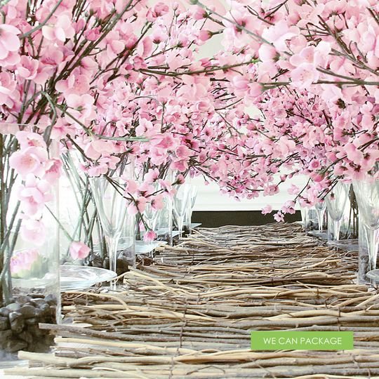 Cherry Blossom Wedding Centerpieces Image Collections Wedding