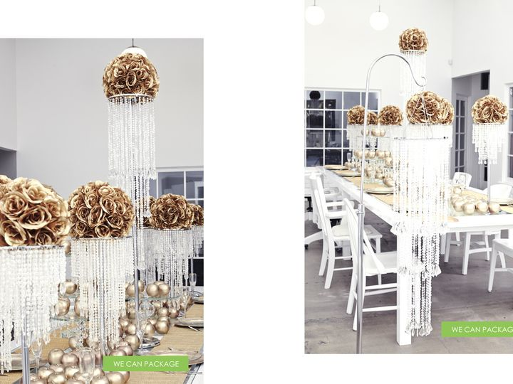 Tmx 1417817852611 Goldpartydecorations Irvine, CA wedding eventproduction