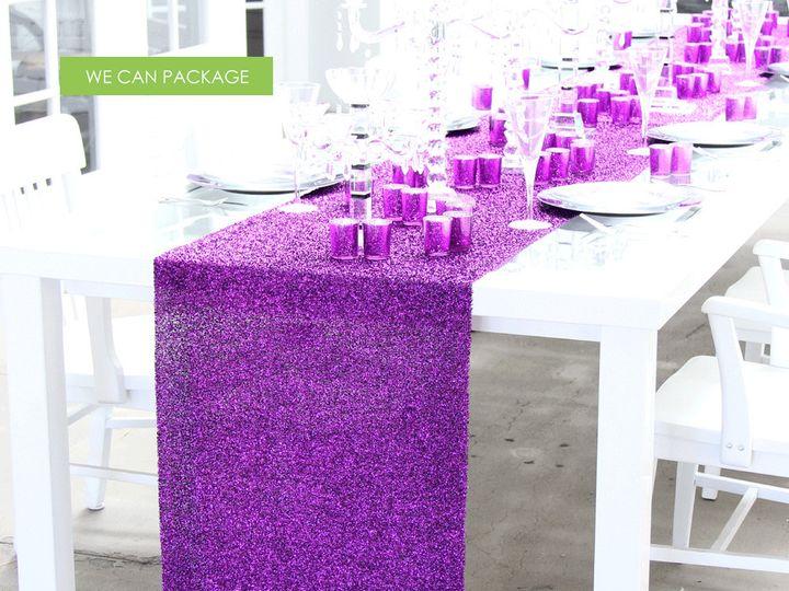 Tmx 1428464159473 Purplesparklerunner Irvine, CA wedding eventproduction