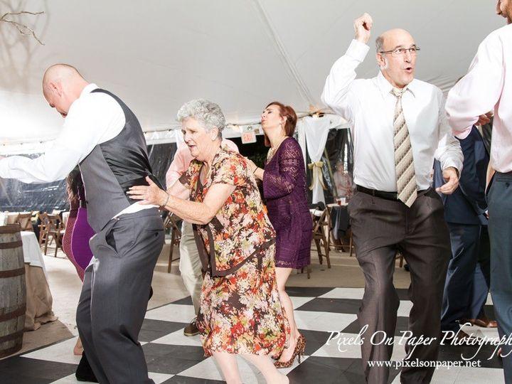 Tmx 1499821537696 5251pixelsonpaperminorweddingphoto Greensboro, NC wedding dj