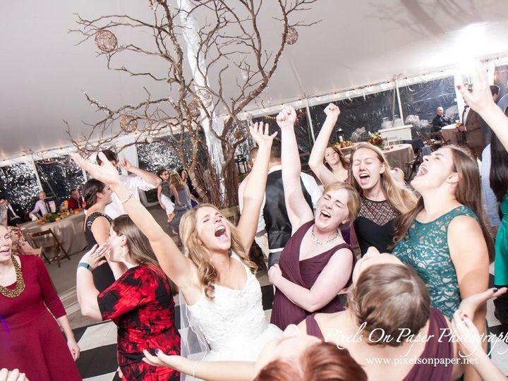 Tmx 1499821575828 5272pixelsonpaperminorweddingphoto Greensboro, NC wedding dj