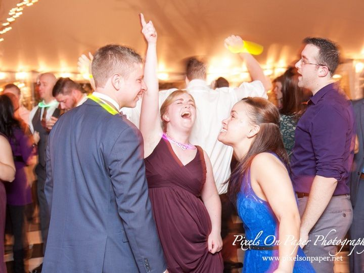 Tmx 1499821585225 5284pixelsonpaperminorweddingphoto Greensboro, NC wedding dj