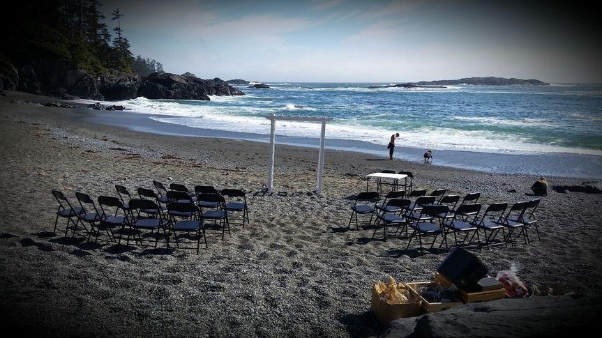 wya beach wedding