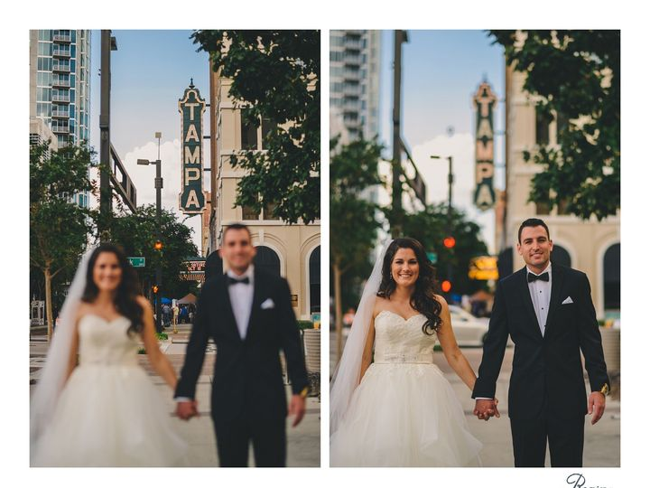 Tmx 1415823029219 The Vault Sacred Heart Downtown Tampa Wedding Shan Tampa, FL wedding photography