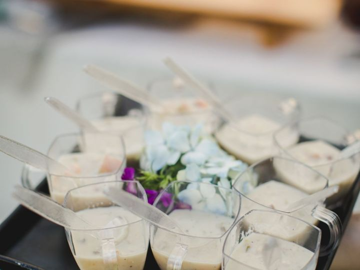 Tmx 1536764608 B5b19b129150703c 1536764607 F5d389774bf3af29 1536764604150 27 Clam Chowder Branford, CT wedding catering