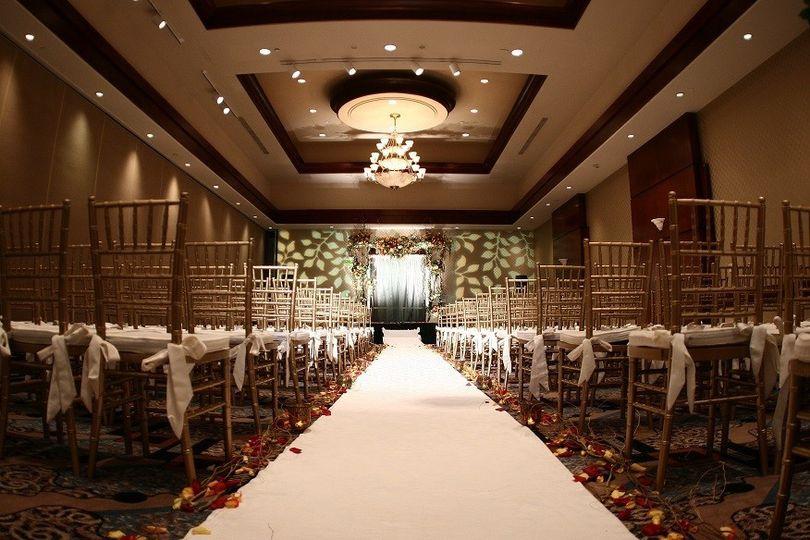 wedding ceremony hwh
