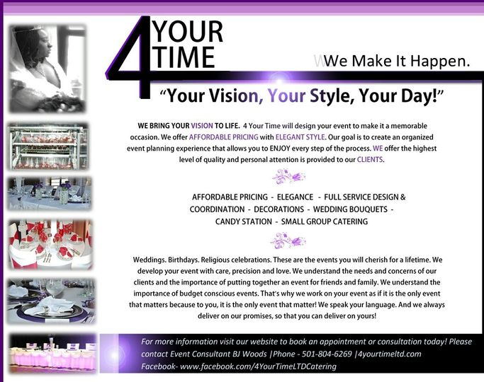 yourtime flyer