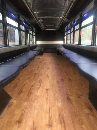 Party Bus #9 - up to 40 passengers