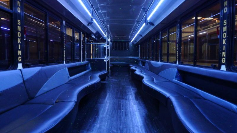 Party Bus #8 - up to 40 passengers