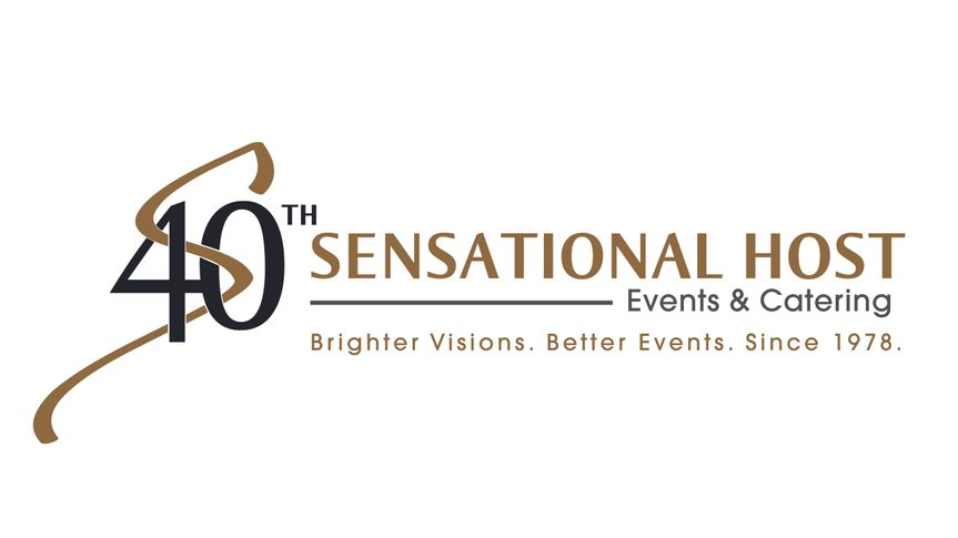 40th anniversary sensational host logos with tagline 51 557862