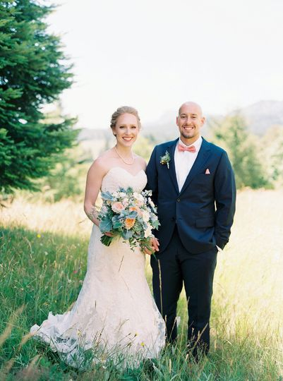 Field pictures by Sierra Ashleigh Photography at Maple Leaf Events Venue