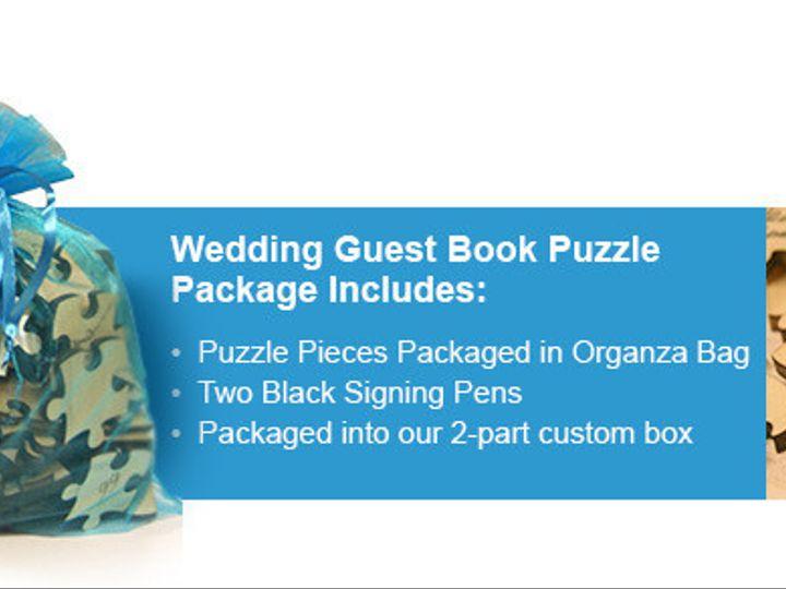 Tmx 1392053054940 Weddingpuzzlepackag Chetek wedding favor
