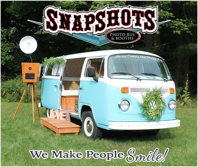 snapshots photo bus and booths