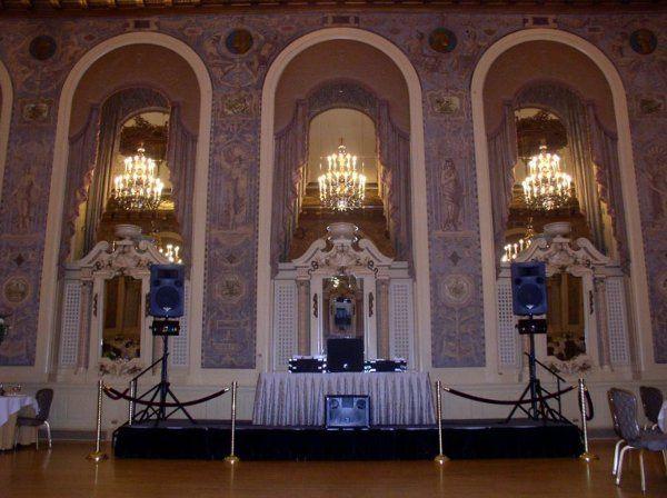 Hotel DuPont - Gold Ballroom