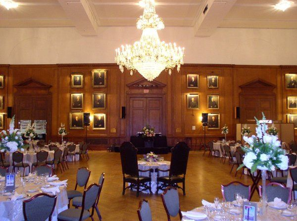 The Union League of Phila. - Lincoln Ballroom
