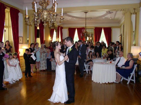 Glen Foerd Mansion - Bridal Dance in the Drawing Room
