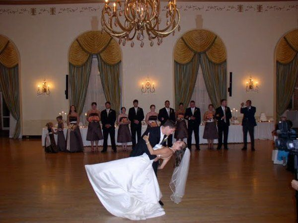 DuPont Country Club - Bridal Dance