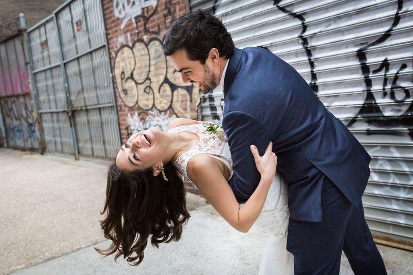 photojournalistic wedding photos wythe hotel brooklyn 12 51 431962 1560316478