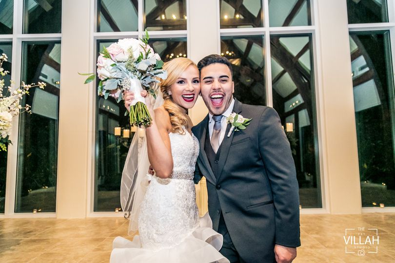 Joshua + Estefani Wedding