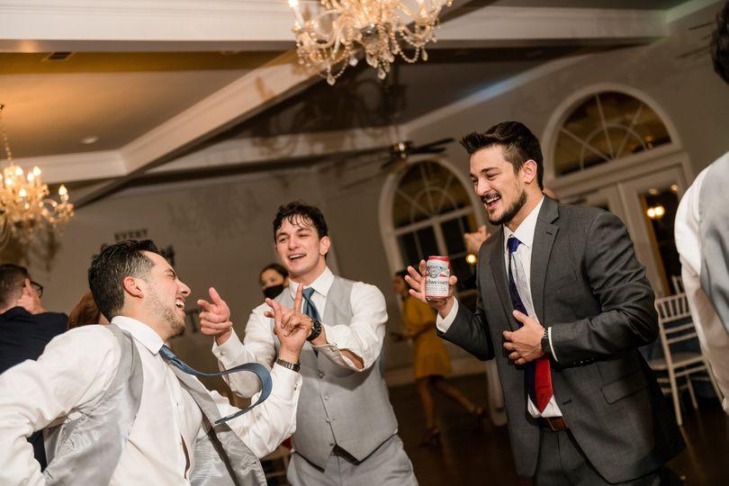 Dancing and Celebrating