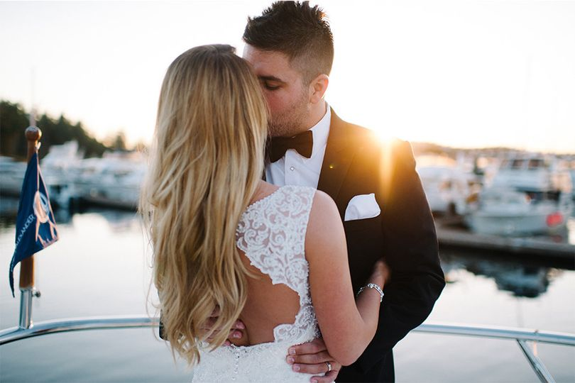 roche harbor resort wedding photography
