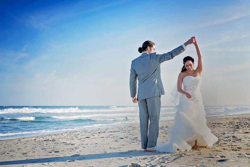 nc beach wedding photographers