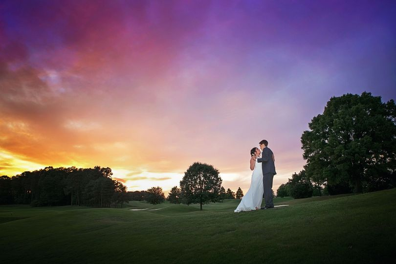 peninsula club nc wedding photographer