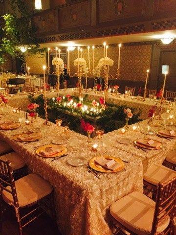 Tmx 1454003625414 Head Table Scranton wedding catering