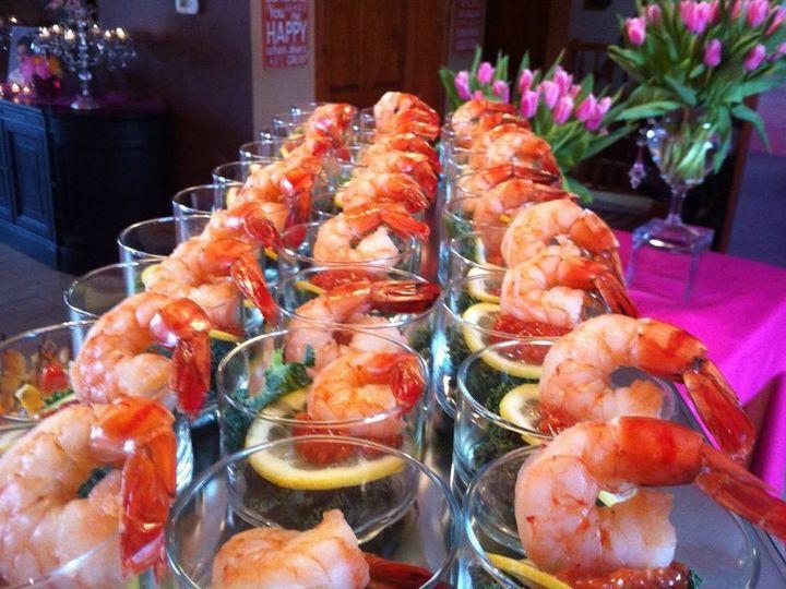 Tmx 1454004750091 Shrimp Scranton wedding catering