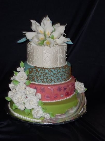 wedding cake florida karys wedding cakes wedding cake kissimmee fl 22665