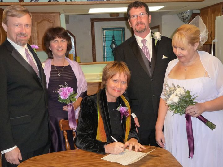 Tmx 1393359550214 Signing Licens Saint Paul, Minnesota wedding officiant
