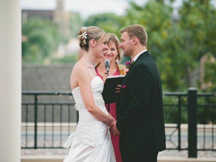 Tmx 1394422819678 Vinz Hummel Wedding 020 Saint Paul, Minnesota wedding officiant
