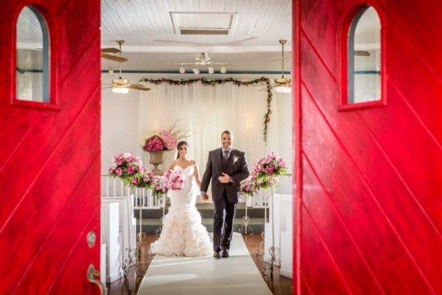 Romatic Pink Wedding