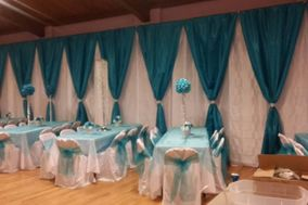 elegance balloon decor